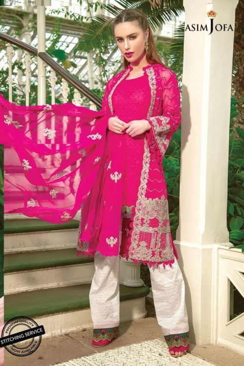 Asim Jofa Luxury Lawn - Original