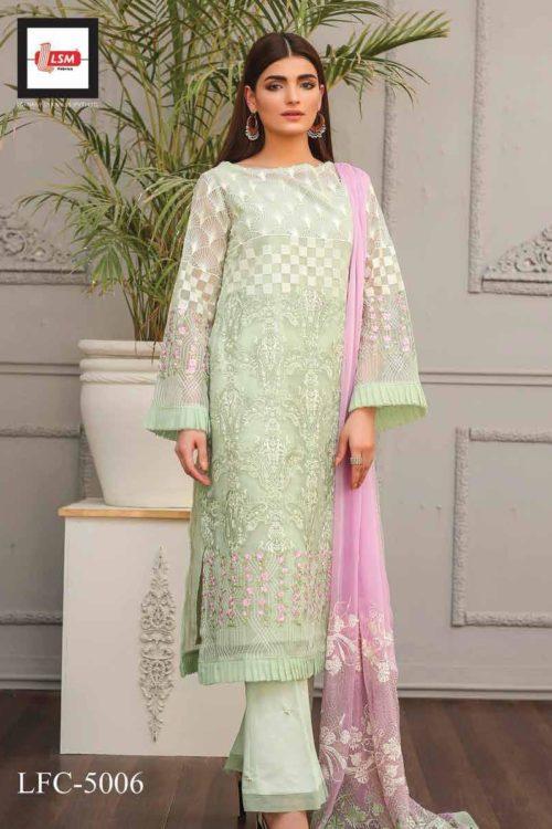 LSM Luxury Festive Eid Collection LFC-5006 RESTOCKED