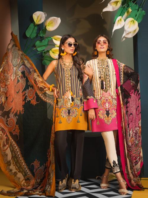 Viva Eid Anaya by Kiran Chaudhry - Original
