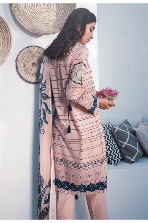 *On Sale* Cross Stitch Toile Summer Lawn RESTOCKED Cross Stitch Pakistani Suits