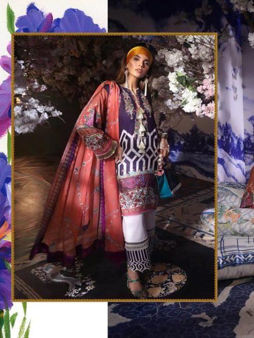 Sana Safinaz Muzlin Vol 2 – 2019- 12B RESTOCKED