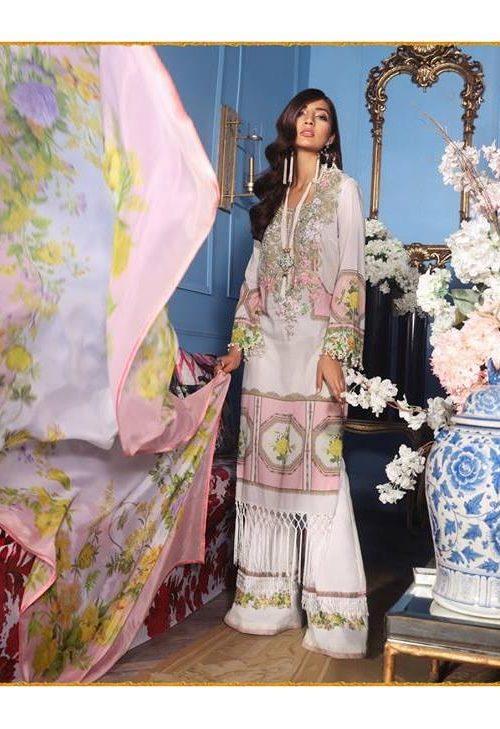 Sana Safinaz Muzlin Vol 2 – 2019- 13A RESTOCKED