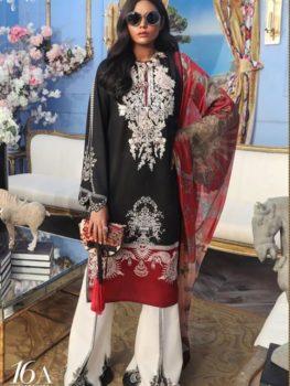 Sana Safinaz Muzlin Vol 2 – 2019- 16A RESTOCKED