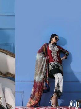 Sana Safinaz Sana Safinaz Muzlin Vol 2 – 2019- 16B best pakistani suits collection