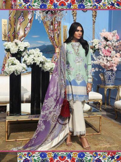 Sana Safinaz Muzlin Vol 2 – 2019- 17B