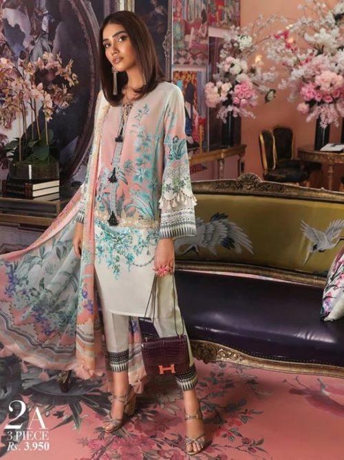 Sana Safinaz Muzlin Vol 2 – 2019- 2A HOT