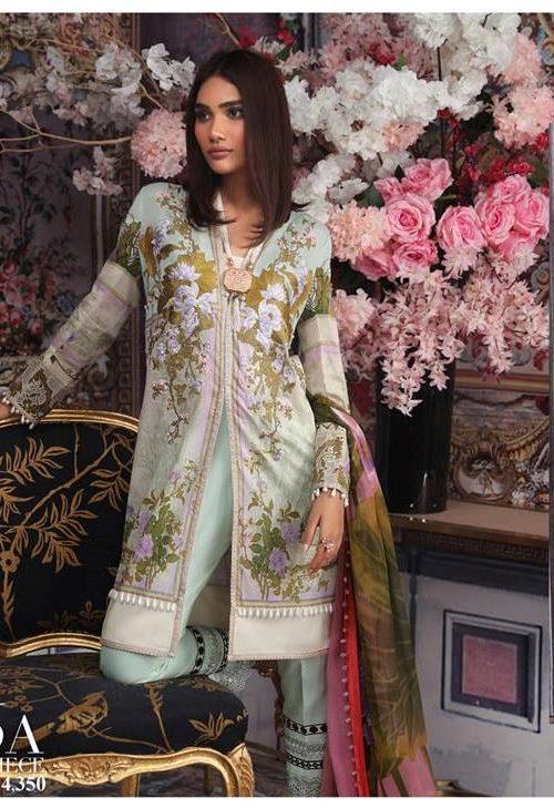 Sana Safinaz Muzlin Vol 2 – 2019- 6A