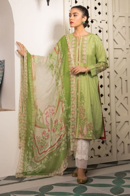 Sapphire Eid Edition 2019  Classical Vibes Classic – 2 Piece