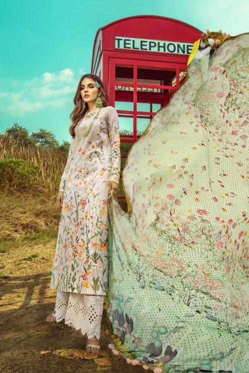 Mahpara Khan Luxury Lawn RESTOCKED