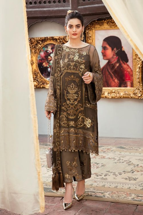 Grandeur Ecstasy Ramzan Eid Collection from Imrozia 702 The Aurum Entourage