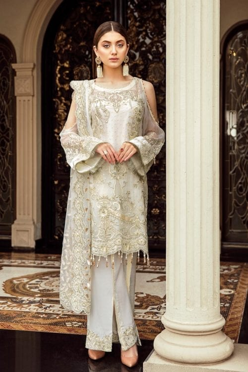 Afrozeh Chiffon Eid Collection - Original