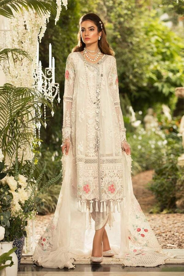 MARIAB EMBROIDERED BD 1604 RESTOCKED - Recently Restocked