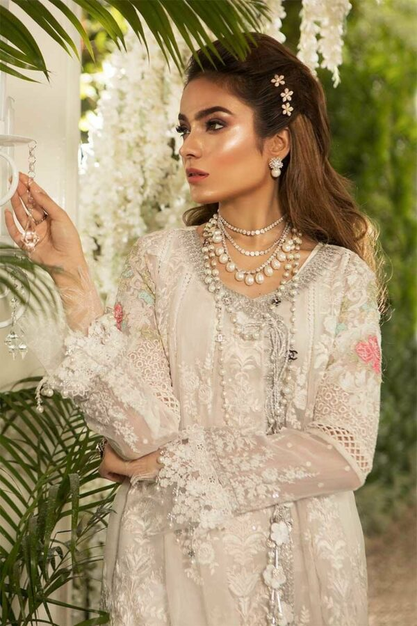 MARIAB EMBROIDERED BD 1604 RESTOCKED ~ Sold out