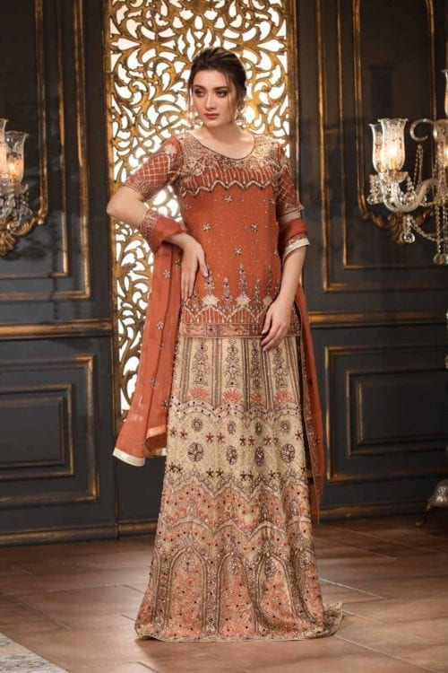 *On Sale* Ramsha Eid 2019 RESTOCKED Chiffon Dupatta Salwar Suit