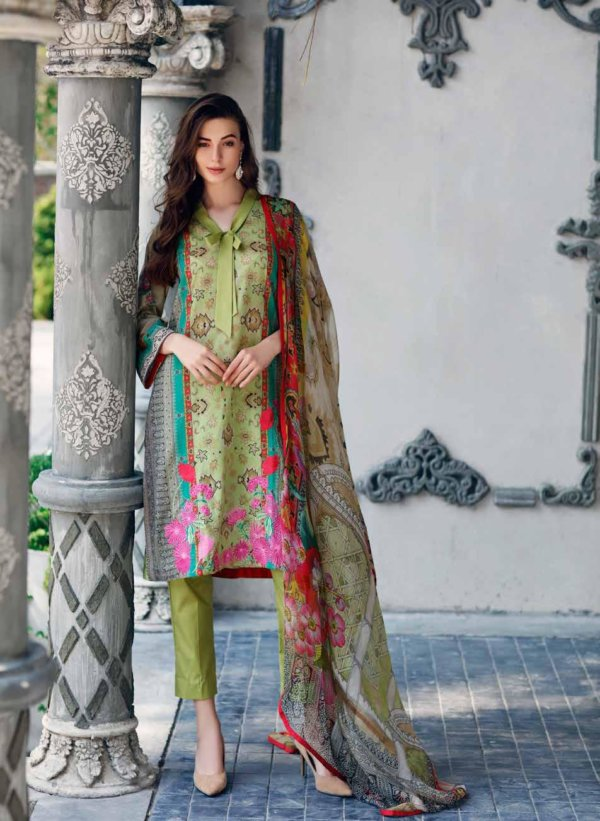 Aniq Lawn by Charizma Vol 2 RESTOCKED