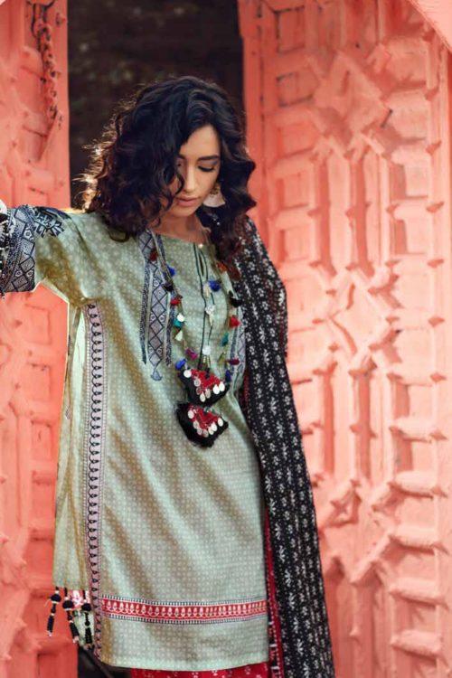 Gypsy by Gul Ahmed GL16B RESTOCKED