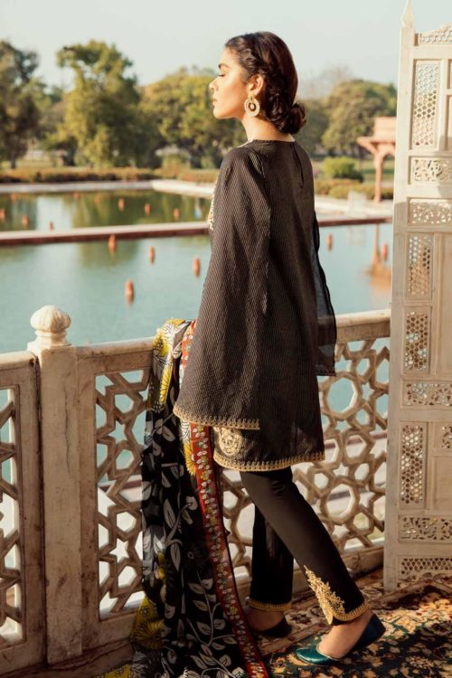 Cross Stitch Pakistani Suits Rani Bagh – Luxury Lawn '19 RESTOCKED
