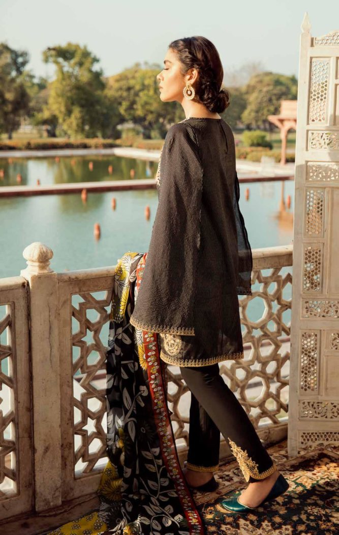 Cross Stitch Pakistani Suits Rani Bagh – Luxury Lawn '19 RESTOCKED