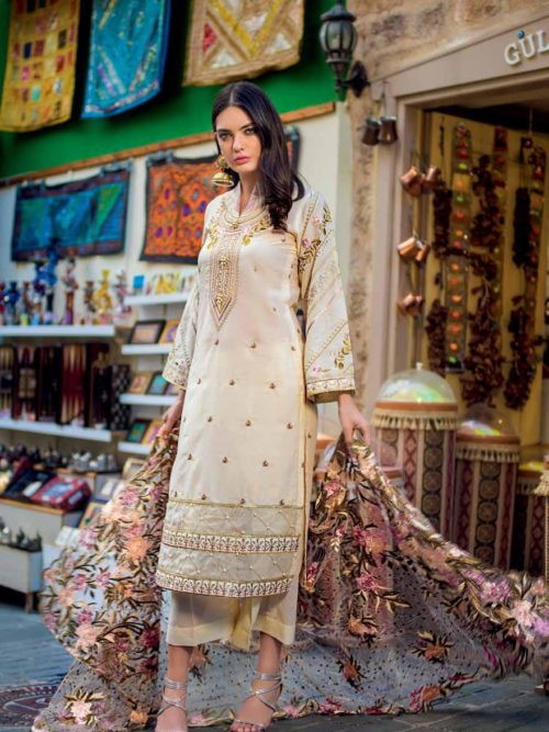 4c58c4c22c Gul Ahmed Eid Collection 2019 - The Fashion Station