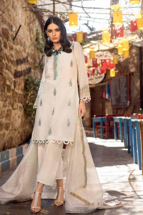 *On Sale* Gul Ahmed Eid Collection 2019 FE231 best pakistani suits collection
