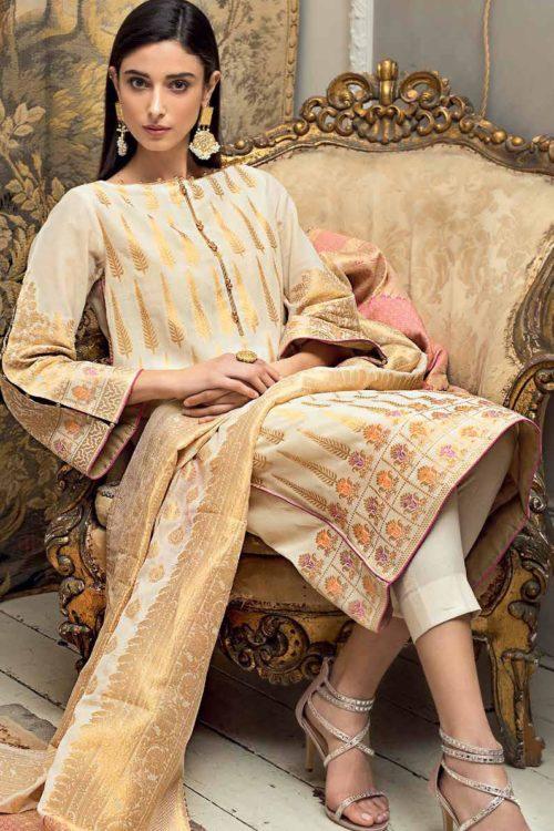 Gul Ahmed Eid  Collection 2019 FE223 Gul Ahmed Eid Collection 2019 - Original Gul Ahmed
