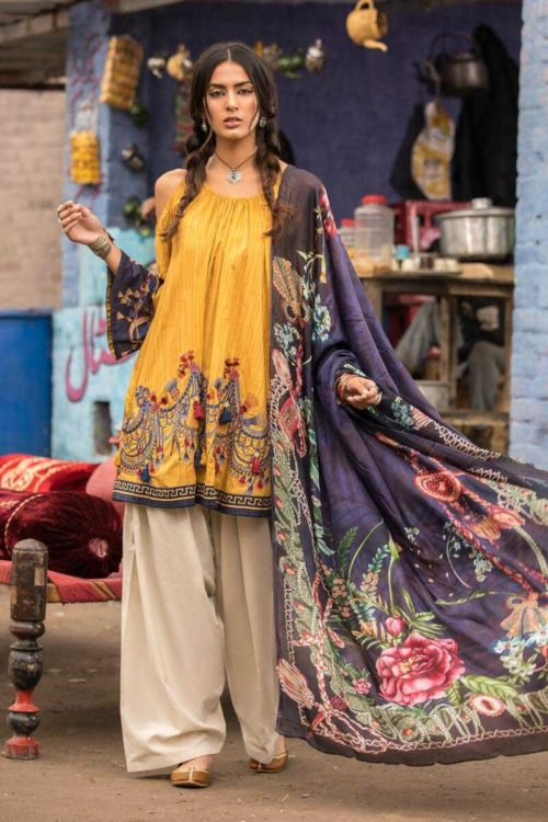MARIAB MARIAB MPRINTS 2019 MPT-507-B RESTOCKED eid shopping