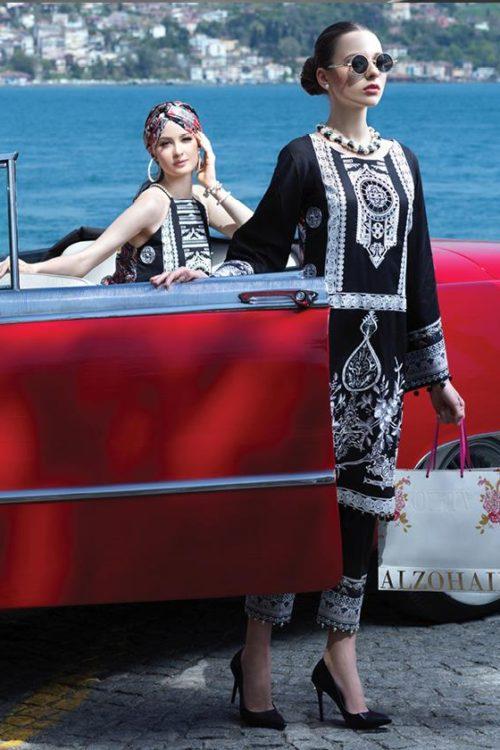 Mahiymaan Eid Luxury 2019 Design 01 RESTOCKED