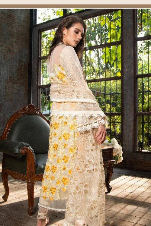 *On Sale* Zunuj Festive by Zunn RESTOCKED Chiffon Dupatta Salwar Suit