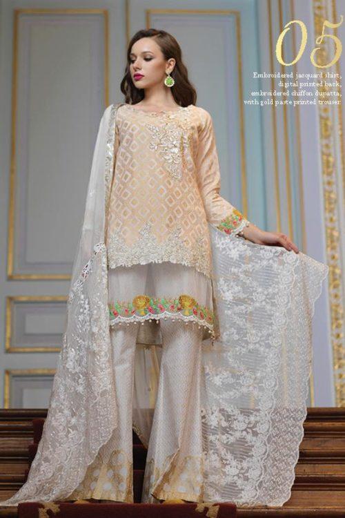 Mahiymaan Eid Luxury 2019 Design 05 HOT