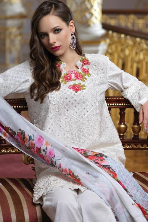 Mahiymaan Eid Luxury 2019 Design 07 HOT