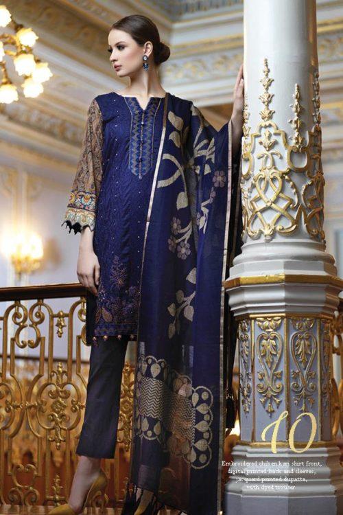Mahiymaan Eid Luxury 2019 Design 10 RESTOCKED