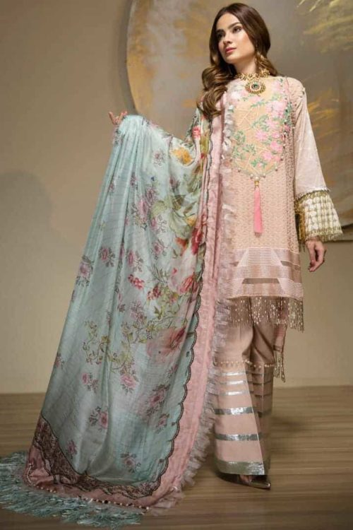 Mahapara Khan Yes Lawn 2019 - Original