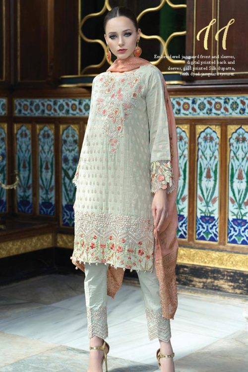Mahiymaan Eid Luxury 2019 Design 11 RESTOCKED