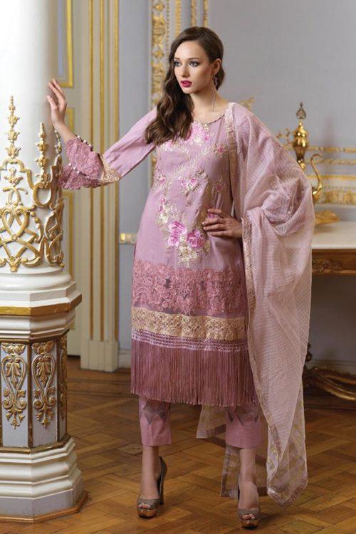 Mahiymaan Eid Luxury 2019 Design 12 HOT