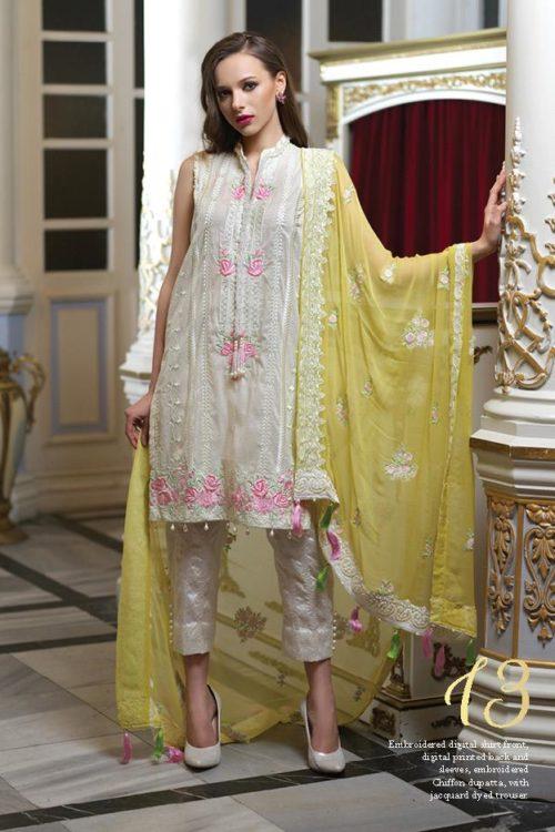 Mahiymaan Eid Luxury 2019 Design 13 RESTOCKED