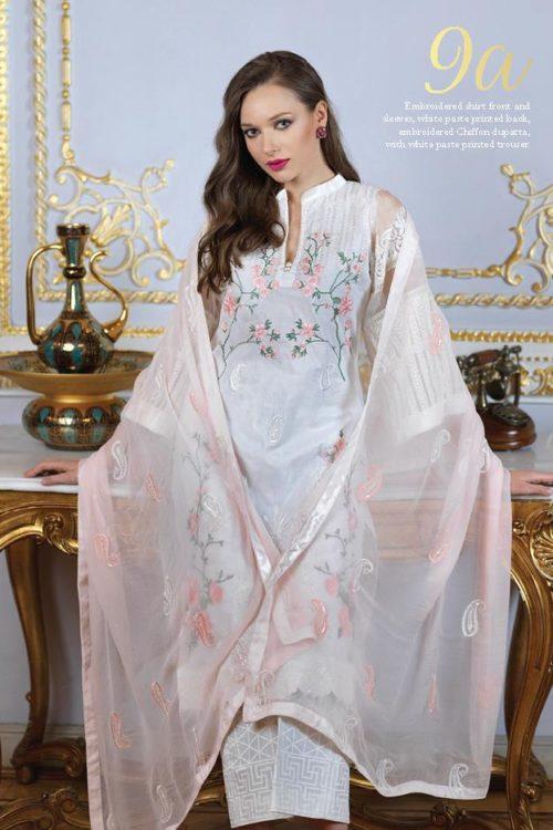 Mahiymaan Eid Luxury 2019 Design 09A RESTOCKED