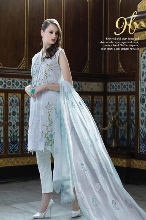 Mahiymaan Eid Luxury 2019 Design 09B RESTOCKED