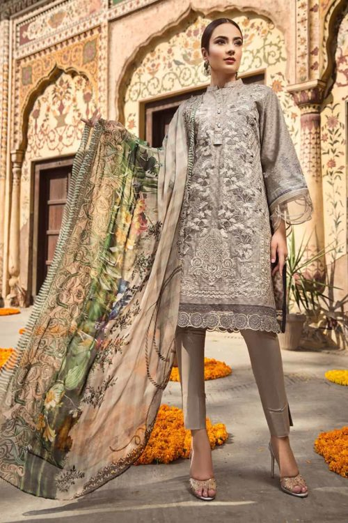 Resham Ghar Exclusive Lawn Collection Restocked