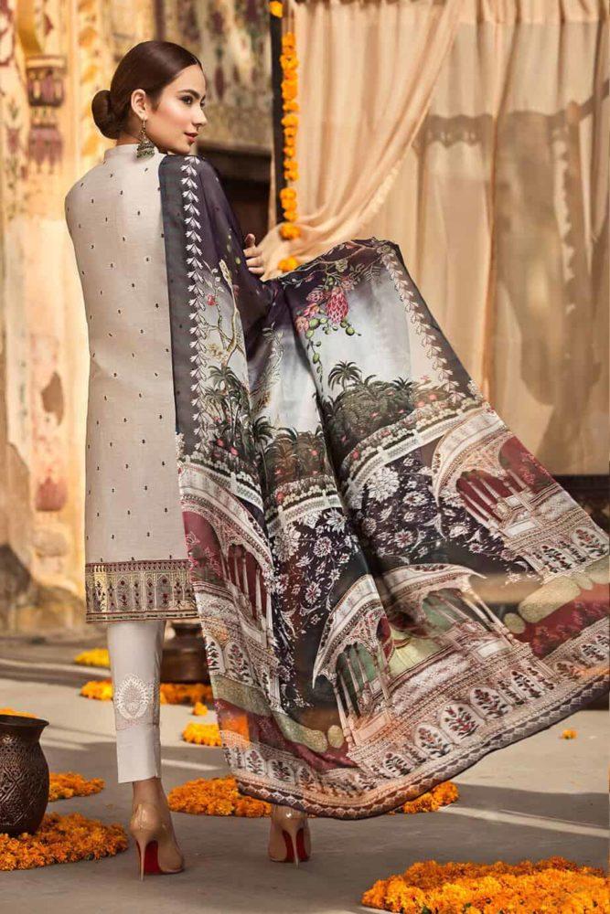 Resham Ghar Exclusive Lawn Collection