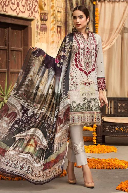 Resham Ghar Exclusive Lawn Collection