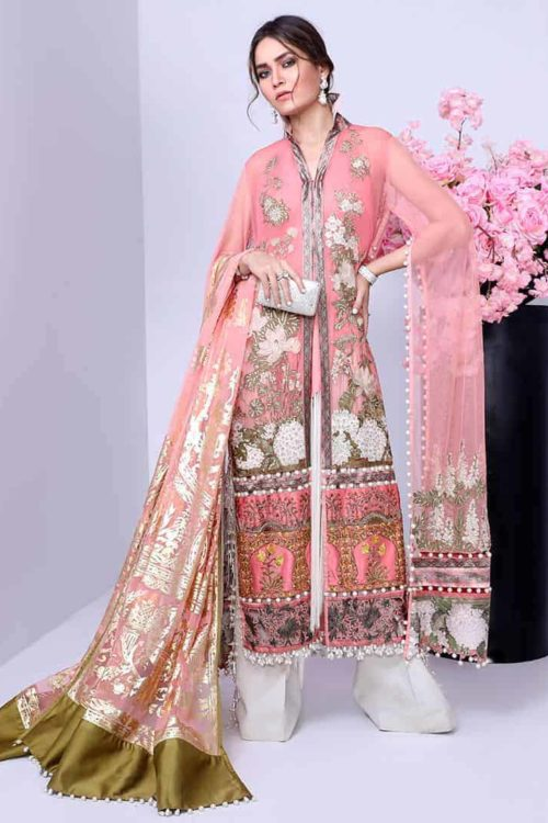 Sana Safinaz  Luxury Eid'19  1B RESTOCKED