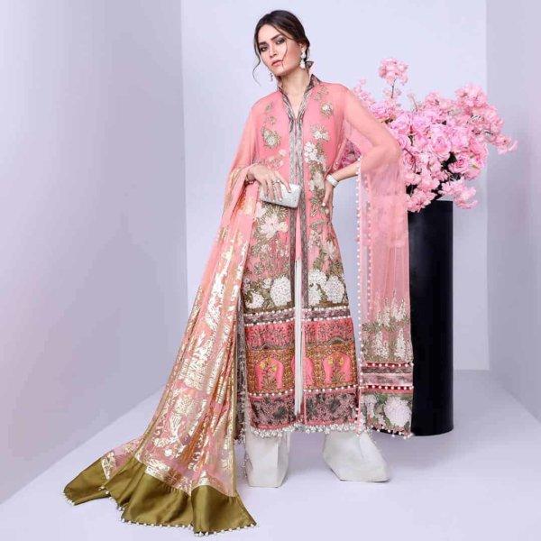 Sana Safinaz  Luxury Eid'19  1B RESTOCKED
