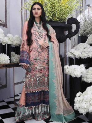 Sana Safinaz  Luxury Eid'19  2B RESTOCKED