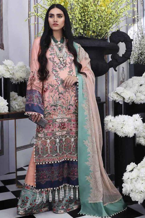 Sana Safinaz  Luxury Eid'19  2A RESTOCKED