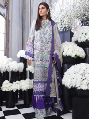 Sana Safinaz  Luxury Eid'19  4A RESTOCKED