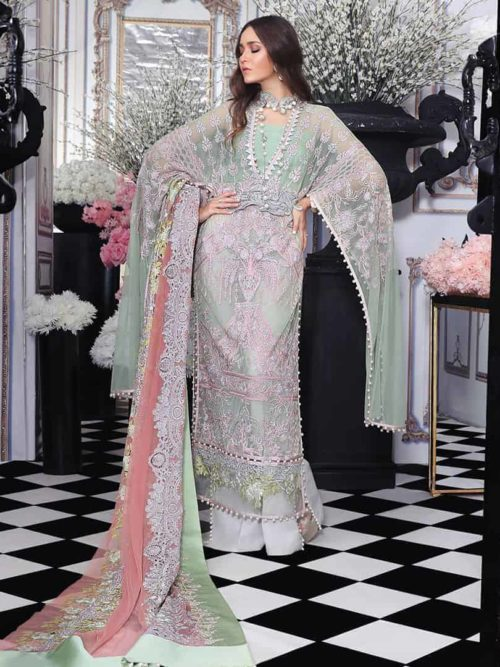 Sana Safinaz Luxury Eid'19 - Original