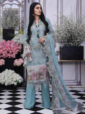 Sana Safinaz  Luxury Eid'19  5A RESTOCKED