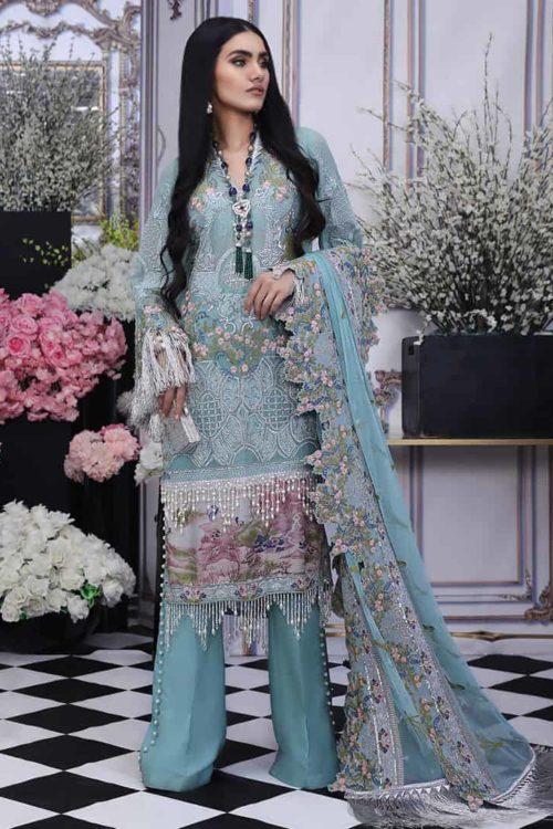 Sana Safinaz Sana Safinaz  Luxury Eid'19  5B Festive