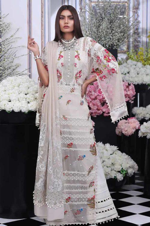 Sana Safinaz  Luxury Eid'19  6A RESTOCKED