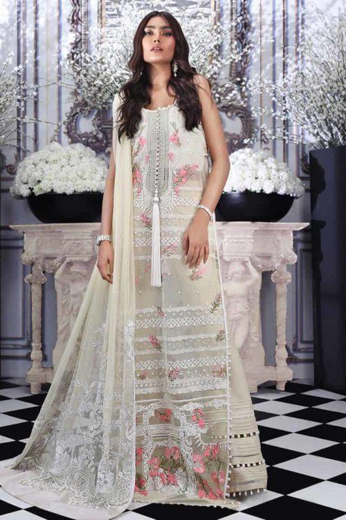 Sana Safinaz  Luxury Eid'19  6B RESTOCKED